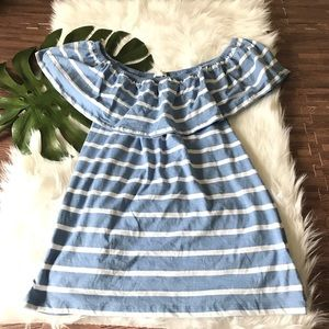 Beach Lunch Lounge Off shoulder top NWT